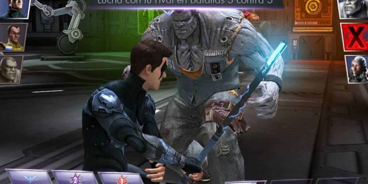 Injustice: Gods Among Us llega también a Android
