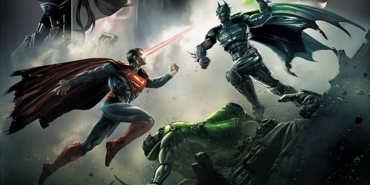 NB Labs: Injustice Gods Among Us