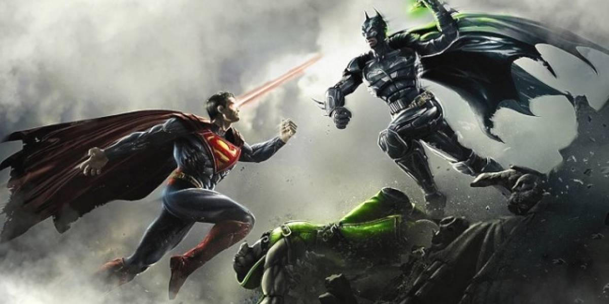 Nuevo tráiler de Injustice: Gods Among Us nos muestra las características del juego