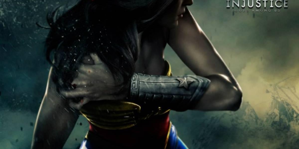 Injustice: Gods Among Us recibirá nuevos personajes pronto