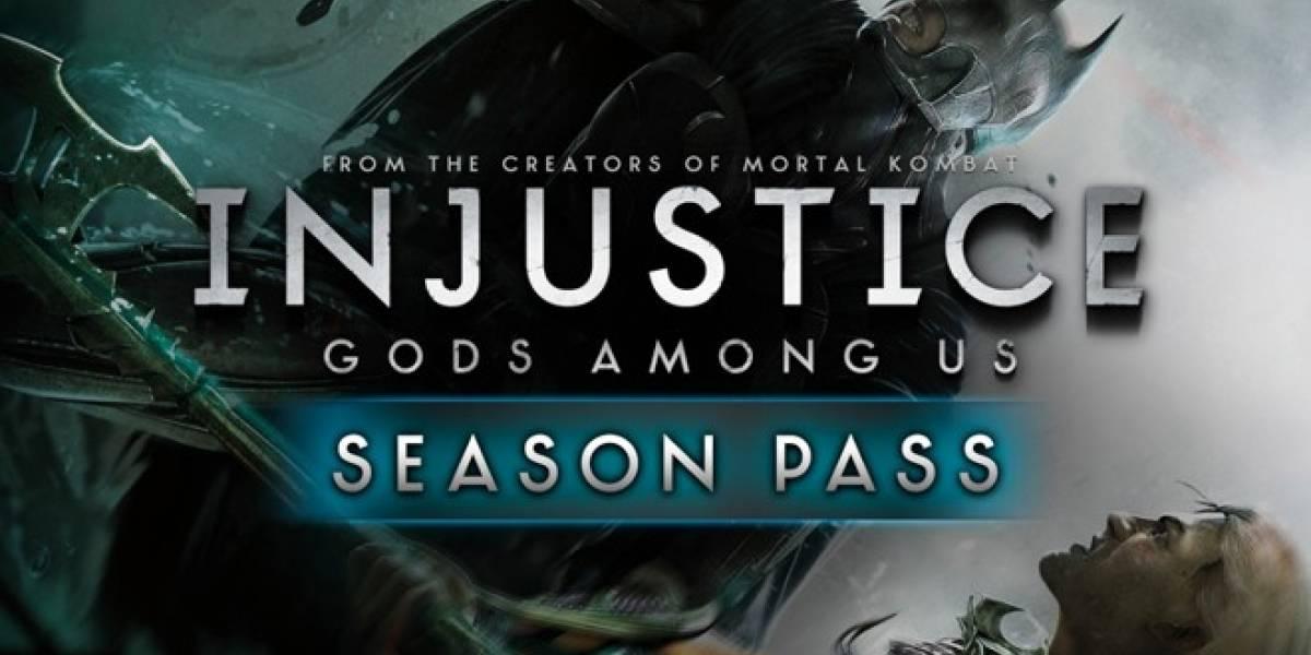 Detallan contenido del Season Pass para Injustice: Gods Among Us