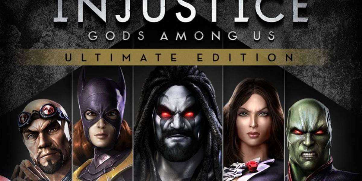Confirman a Injustice: Gods Among Us Ultimate Edition para PS Vita