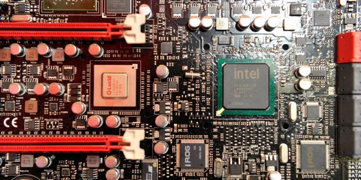 ASUS presenta placa madre con gráficos HD 5770 integrados