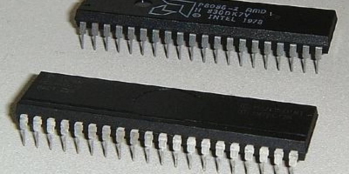 (137) Procesador Intel 8086