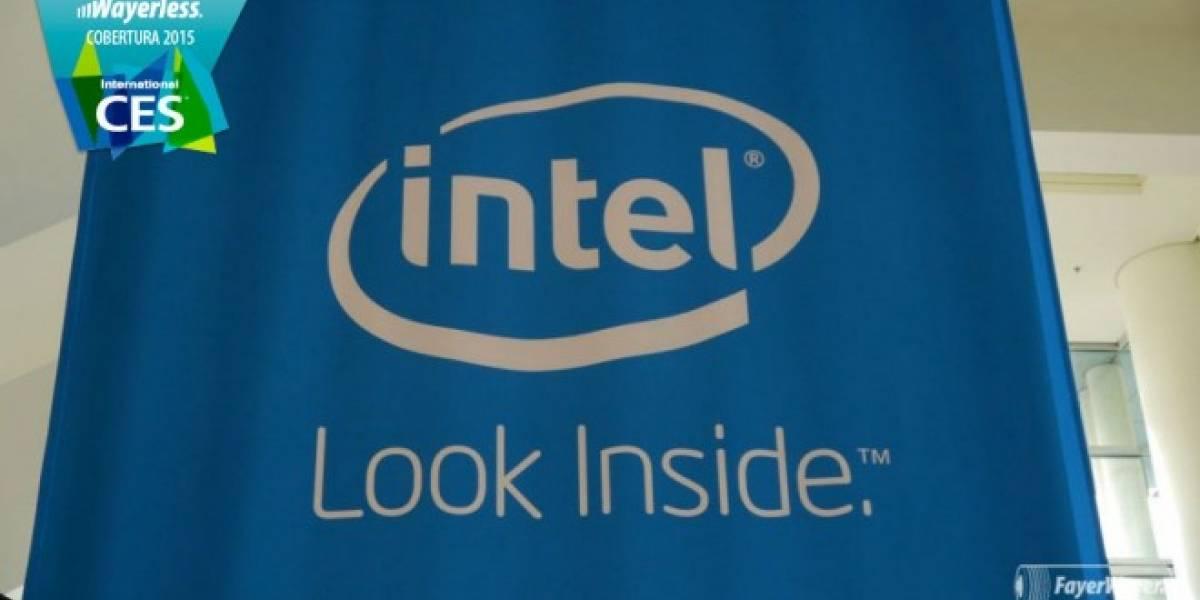Intel Cherry Trail, el nuevo chip para tablets de bajo costo #CES2015