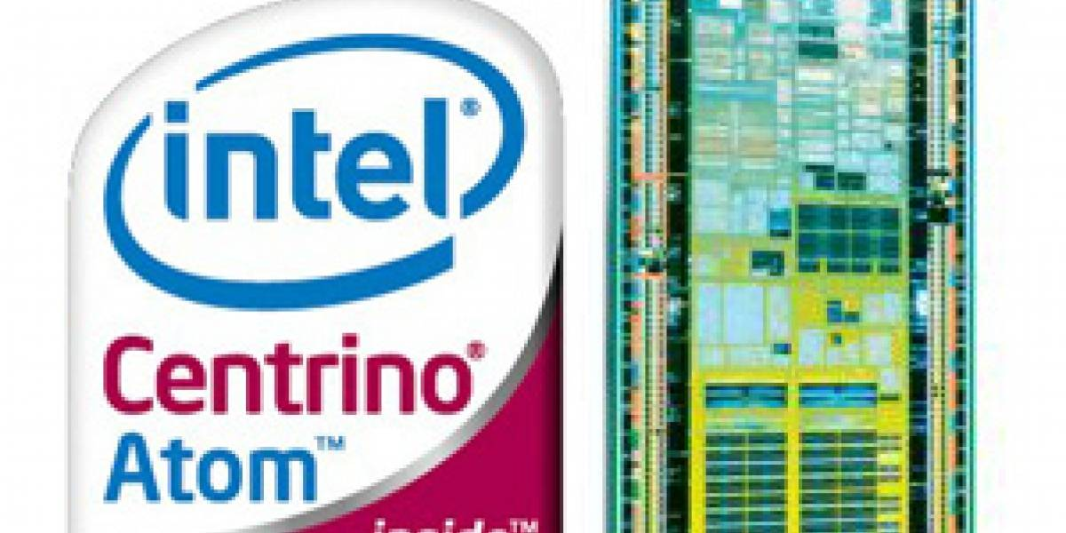 Intel anuncia precios para chips Centrino Atom