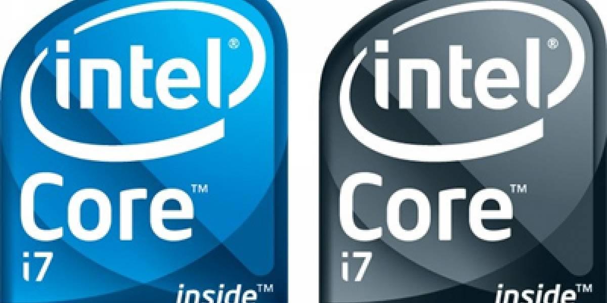 Intel Nehalem pasa a ser Intel Core i7