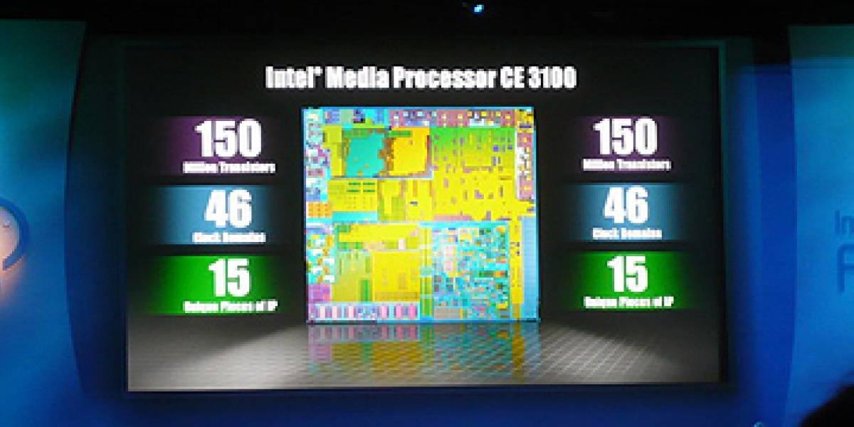 FW Live @ IDF 2008: Intel Canmore, el futuro de la TV