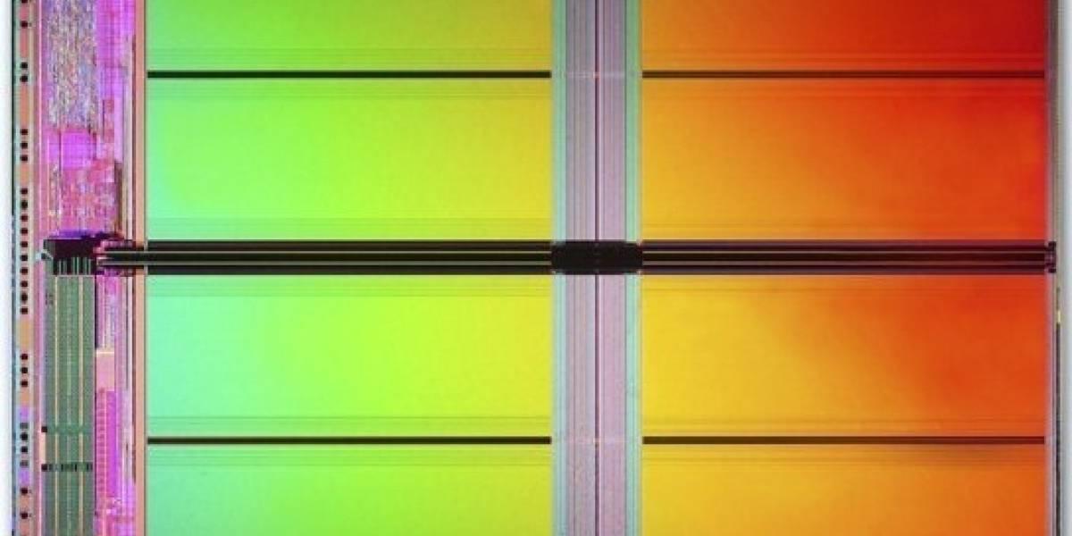 Intel y Micron primeros con memoria flash NAND de 34 nanómetros