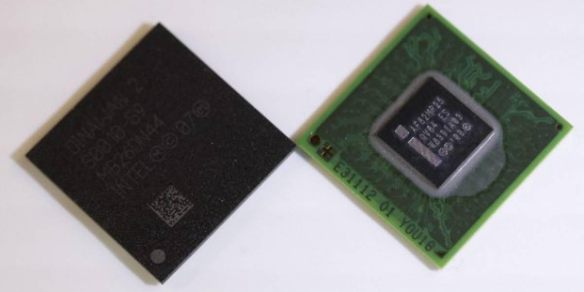 Intel Moorestown anunciado oficialmente
