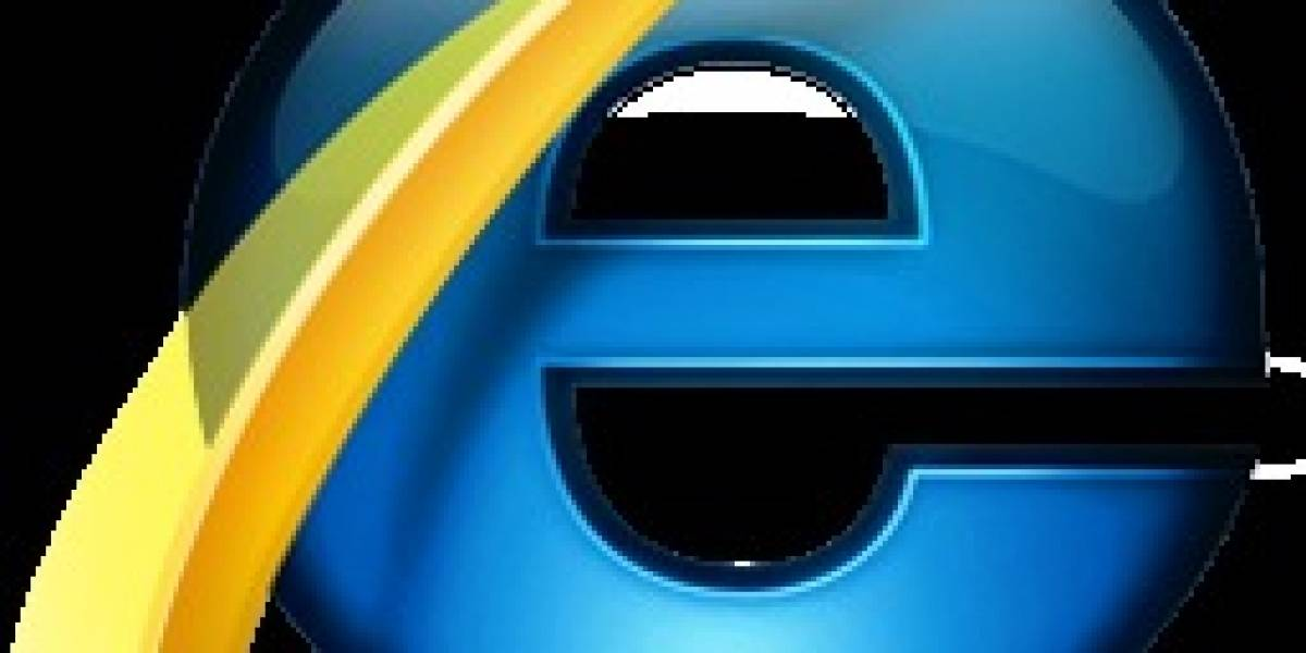 Internet Explorer es un adolescente de 15 años