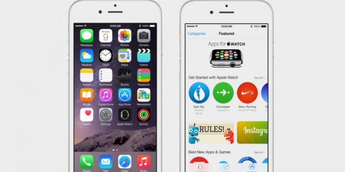 iOS 8.2 disponible hoy con soporte para Apple Watch