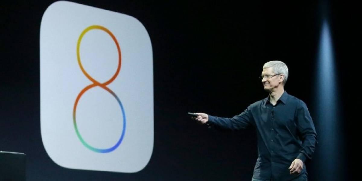 Característica antirastreo de iOS 8 sólo funciona con la red desactivada