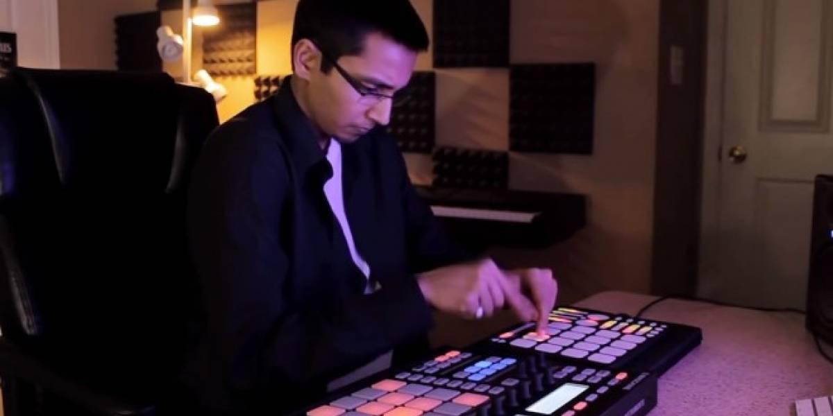 DJ convierte los tonos de llamada del iPhone en una pegajosa canción
