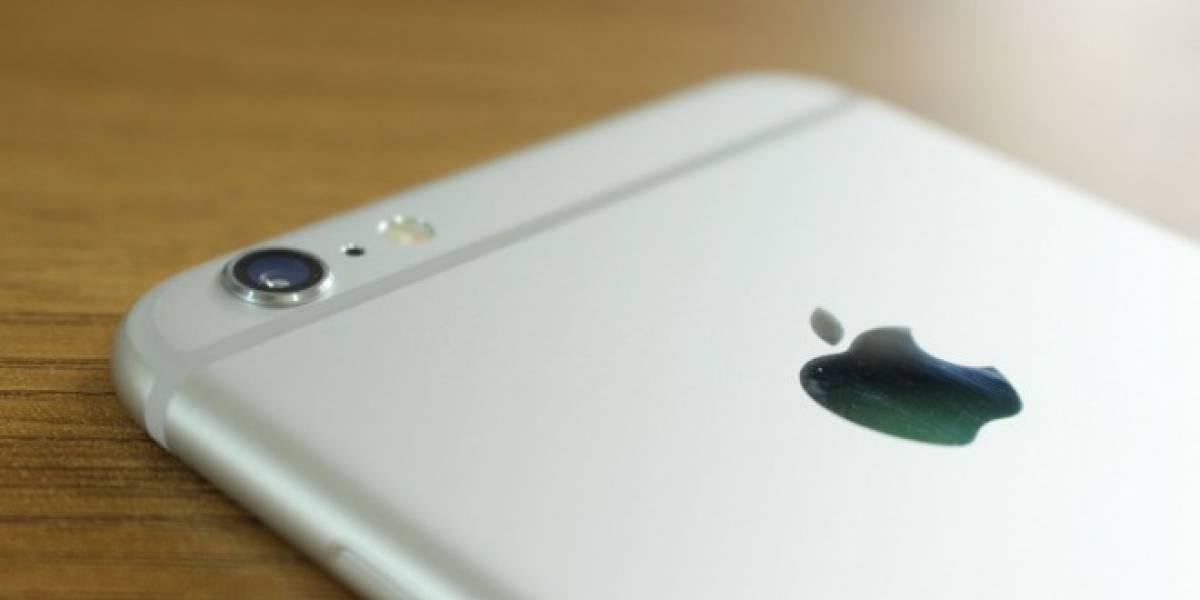 Algunos usuarios reportan que el iPhone 6 se decolora y mancha la ropa