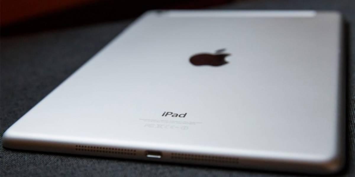 Rumor: Apple está preparando el lanzamiento de un iPad con pantalla de 12,9 pulgadas