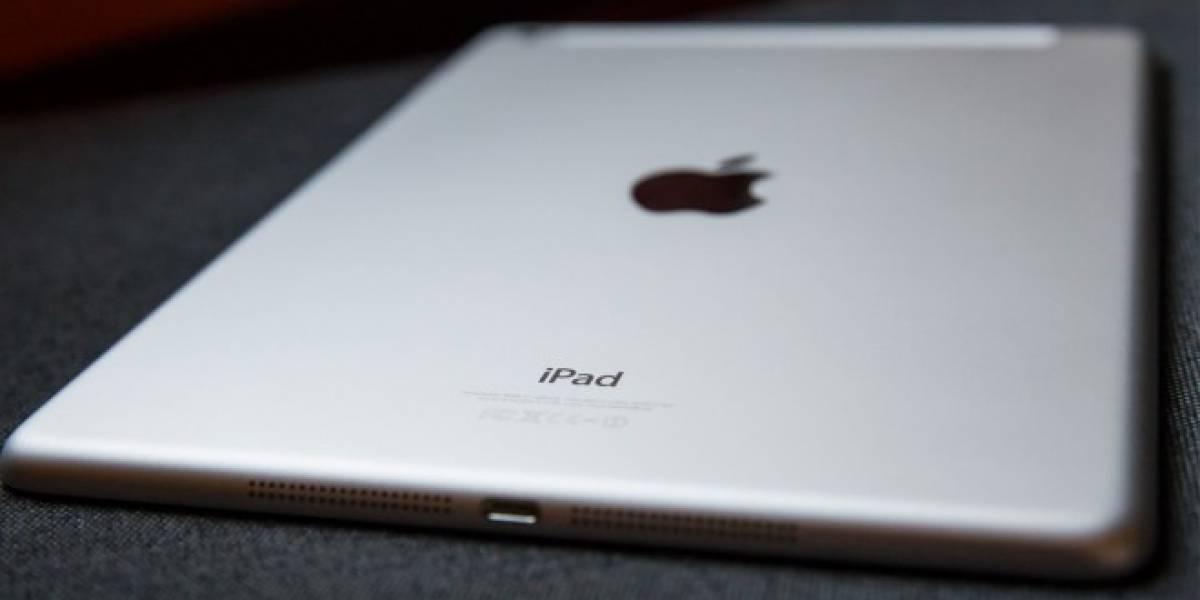 Apple estaría próximo a lanzar un iPad dorado