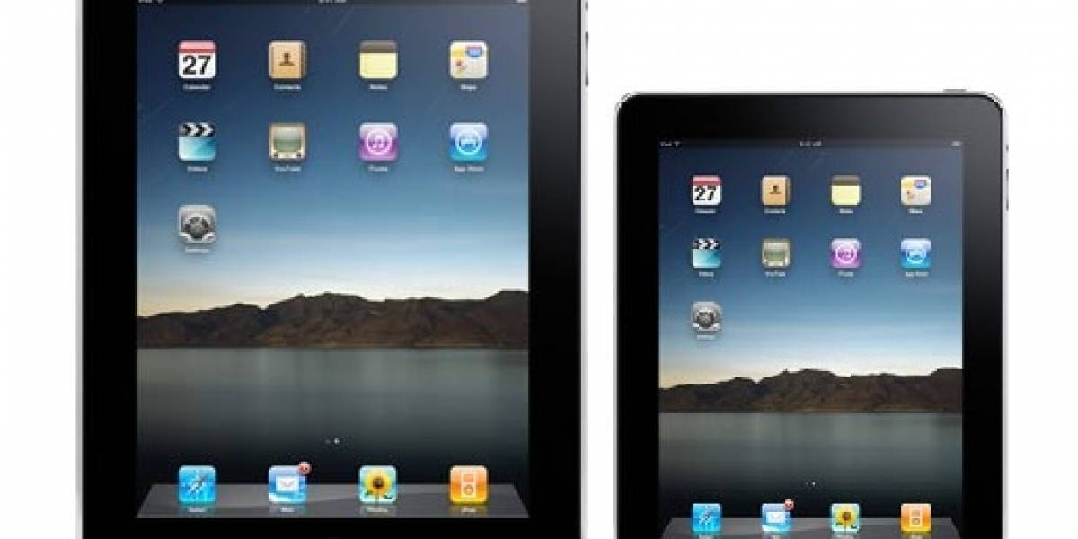 Apple planea un ¿iPad nano?
