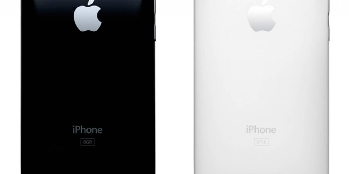 Apple presenta el iPhone 3G con GPS a US$199