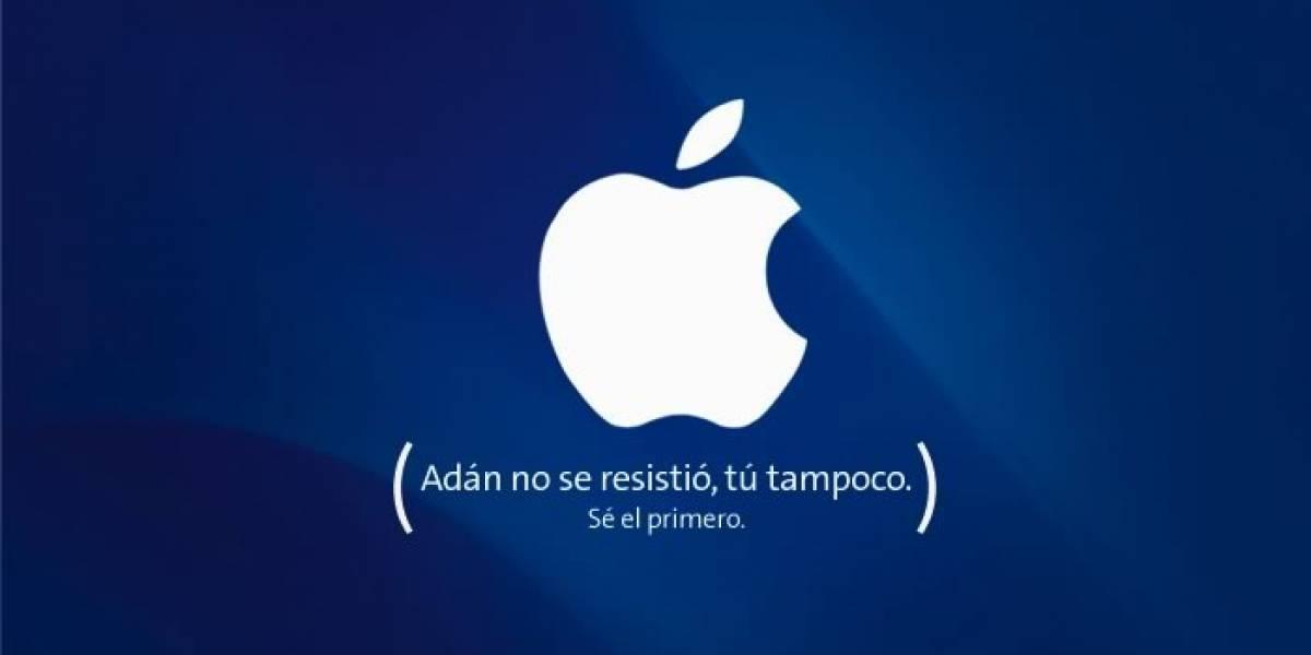 Wayerless en vivo en el lanzamiento en Chile del iPhone 3G