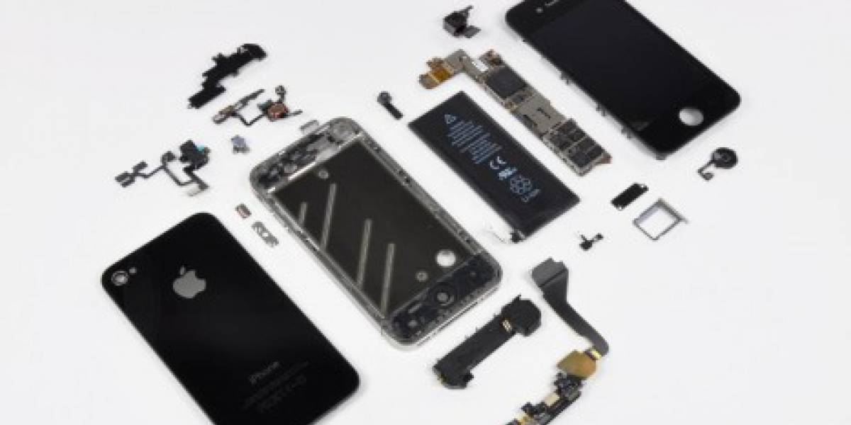 iFixit desmantela un iPhone 4