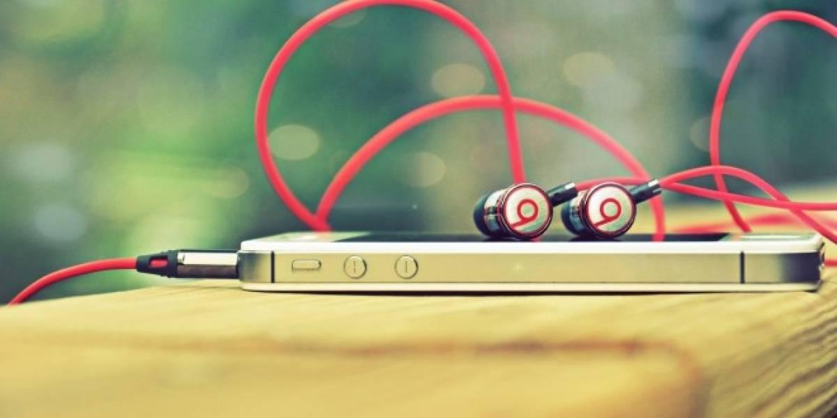 Apple estaría a un paso de comprar Beats en USD$3.200 millones