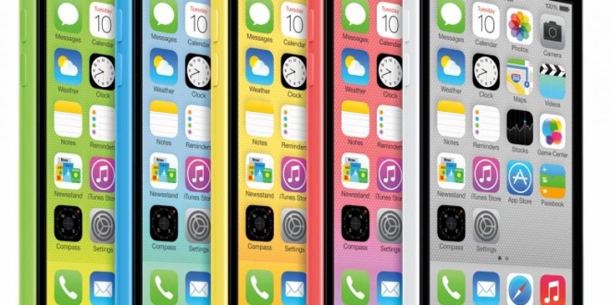 El iPhone 5C podría tener sus días contados