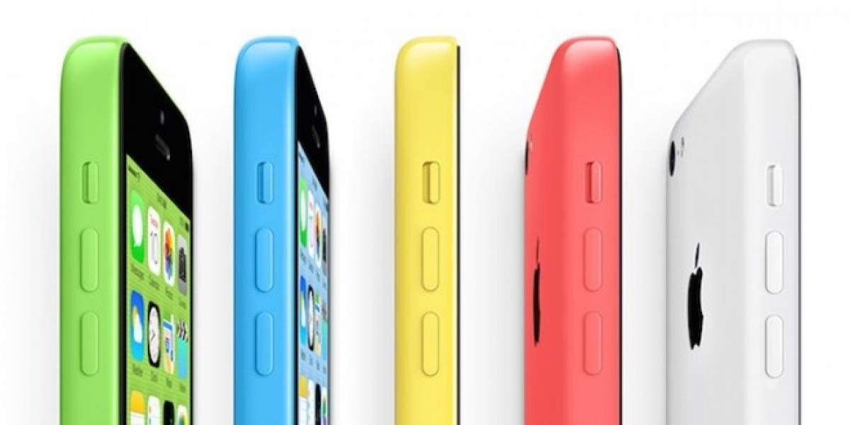 Apple dejará de producir el iPhone 5C el próximo año