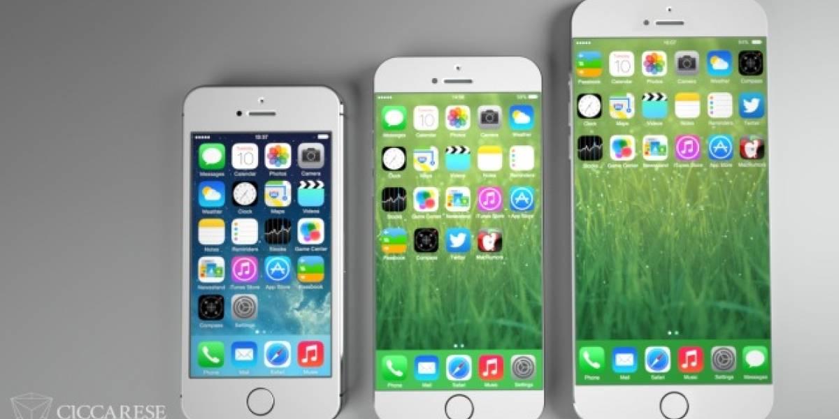 Aumentan las apuestas respecto a que Apple lanzará un Phablet