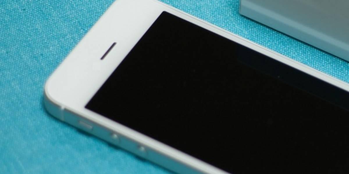 Apple busca patentar método para ocultar la cámara frontal de un teléfono