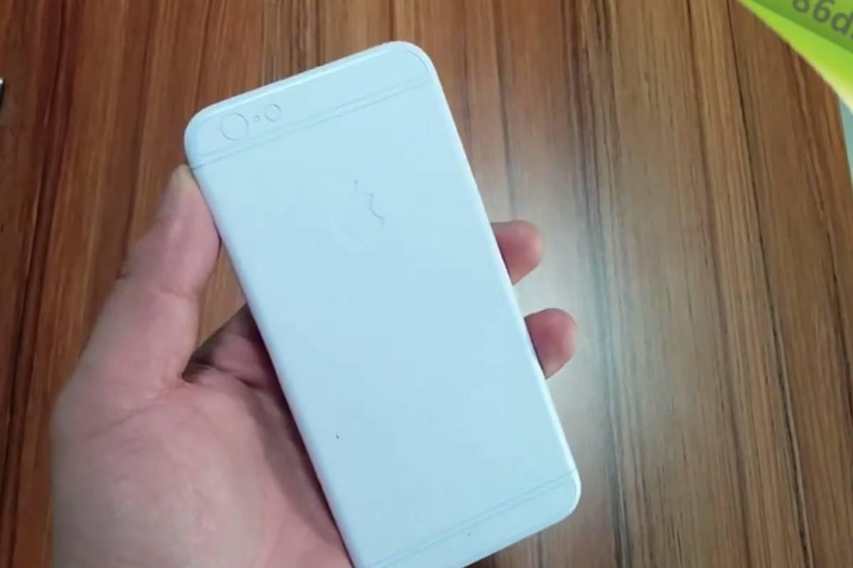 Video de otra filtración de diseño del iPhone 6