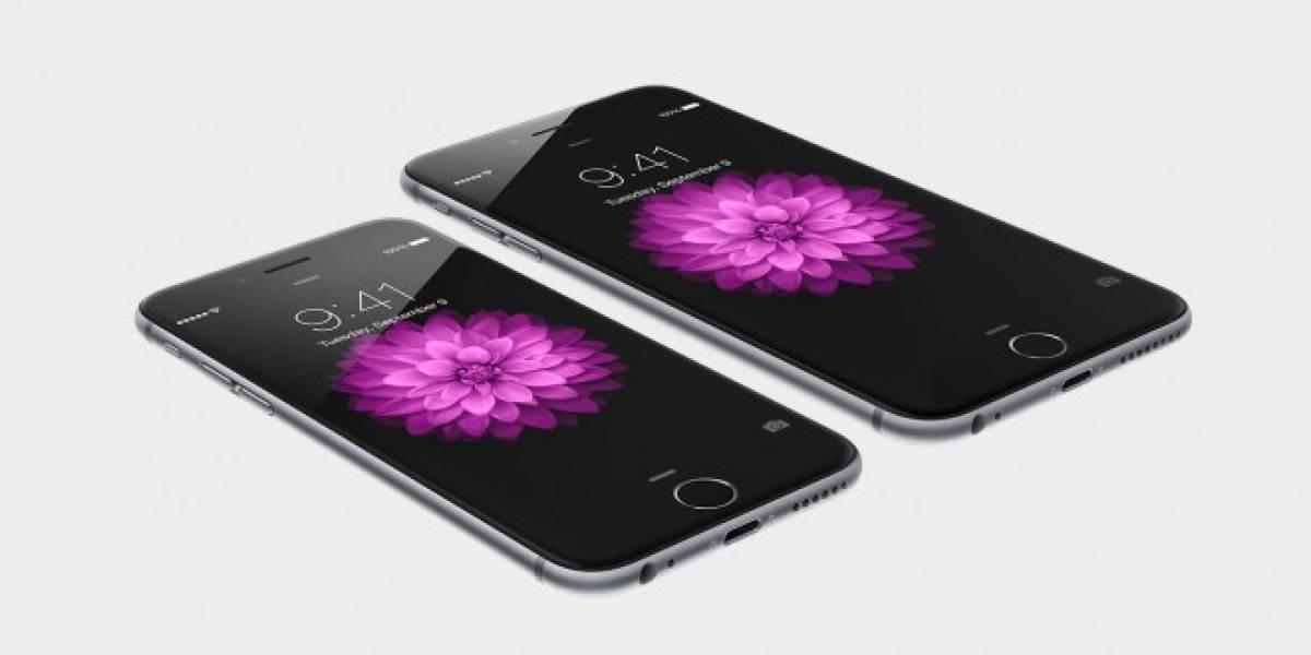 Nextel anuncia los precios del iPhone 6 en Chile
