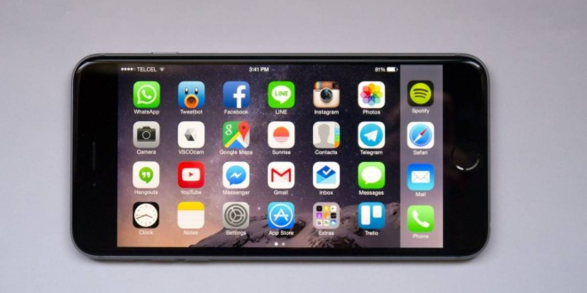 El iPhone 6s podría utilizar pantallas del tipo OLED