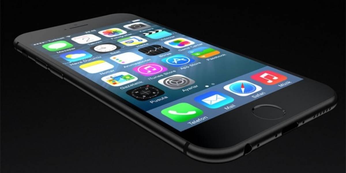 Apple presentaría el iPhone 6 el 9 de septiembre