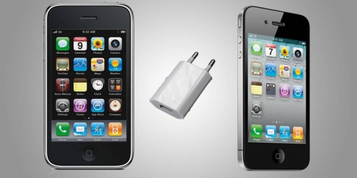 Apple alerta al SERNAC sobre un posible recalentamiento en cargadores de iPhone