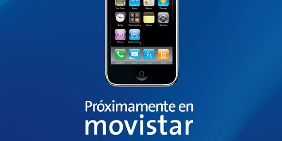 Movistar anuncia disponibilidad del iPhone 3G en 4 puntos de venta a nivel nacional