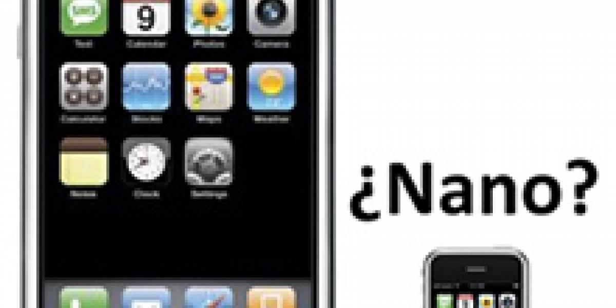 Futurología: iPhone nano para junio