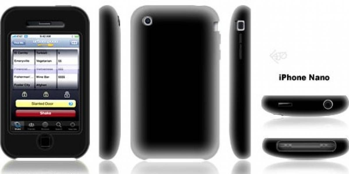 Comercializan fundas para el iPhone nano