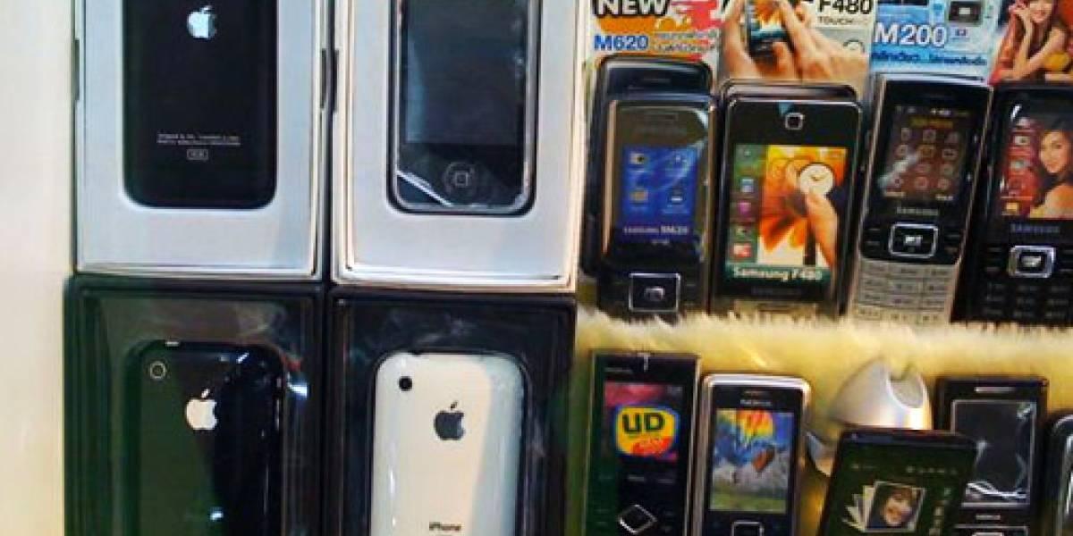 Cuidado con las imitaciones del iPhone nano