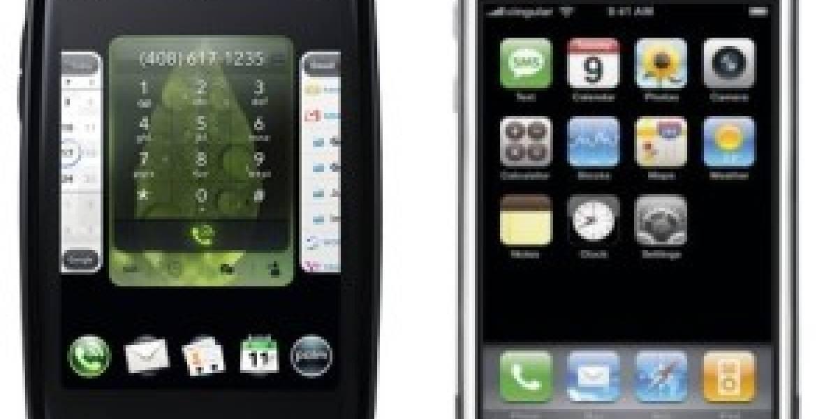 Apple dispara contra Palm