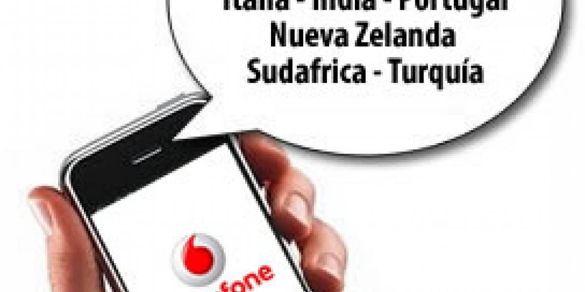 Vodafone se hace del iPhone