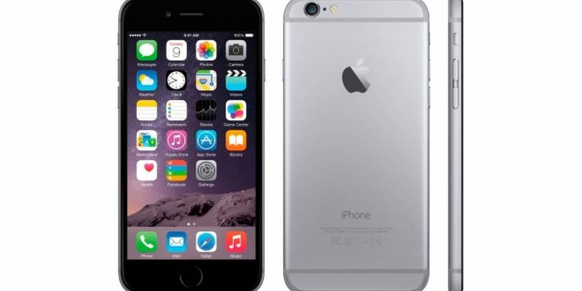 VTR Móvil anuncia los precios oficiales del iPhone 6 en Chile