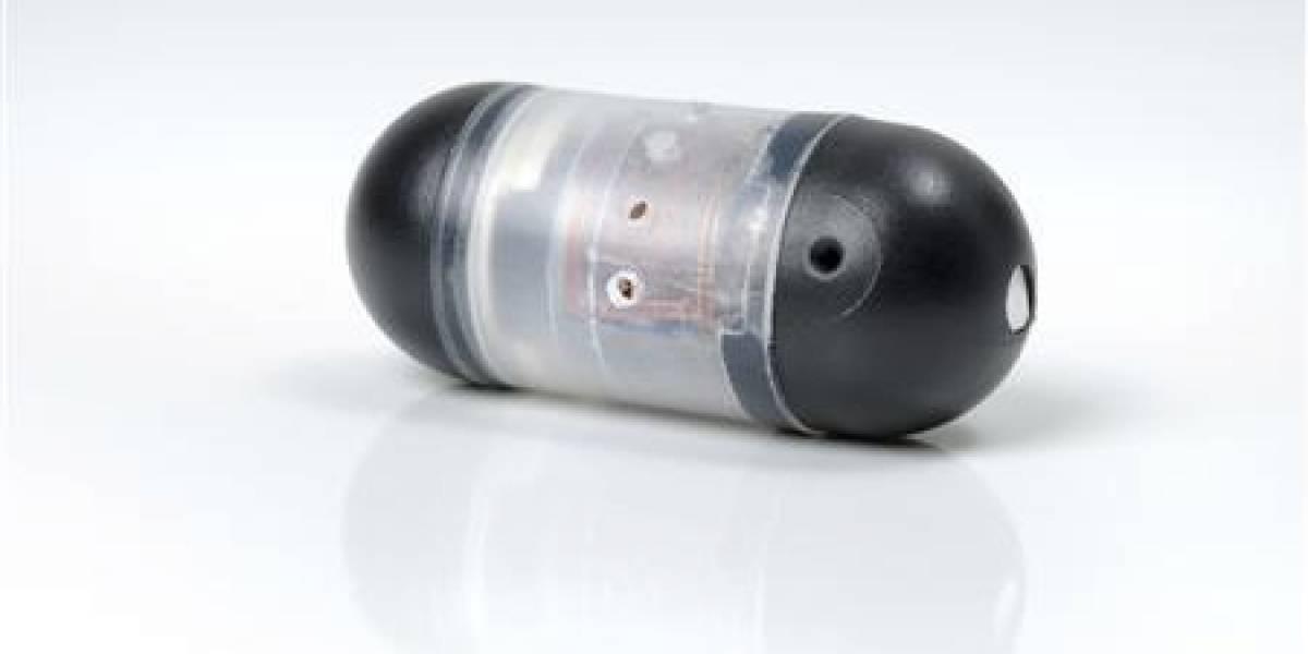 iPill: La píldora inteligente de Philips