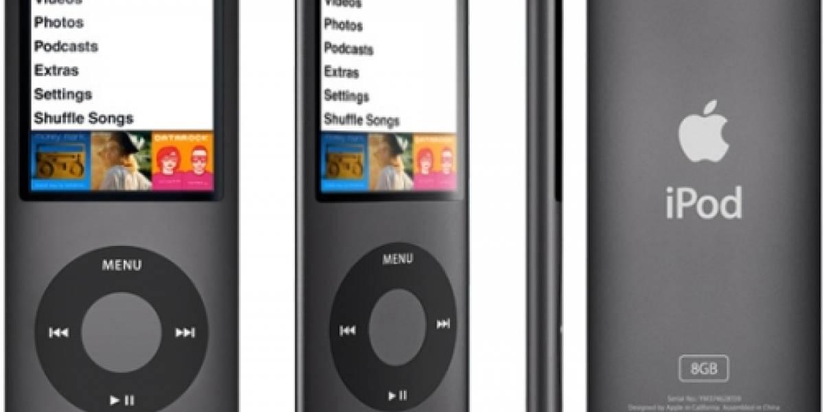 FWLabs: iPod nano 4G