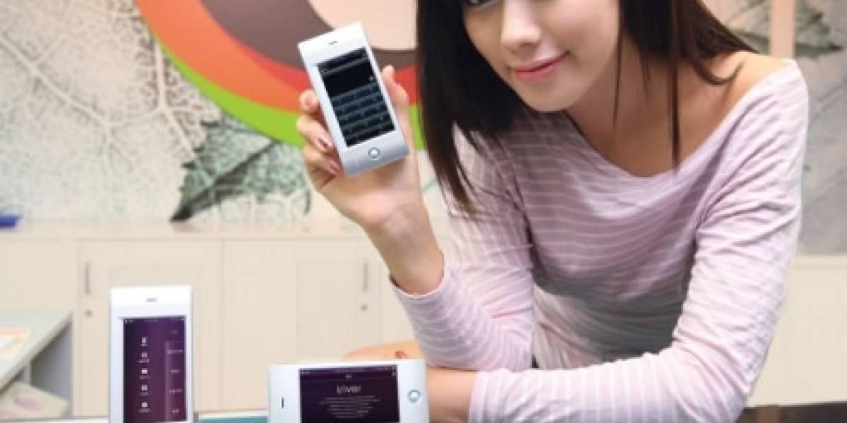 iRiver lanzará un teléfono móvil el 2009