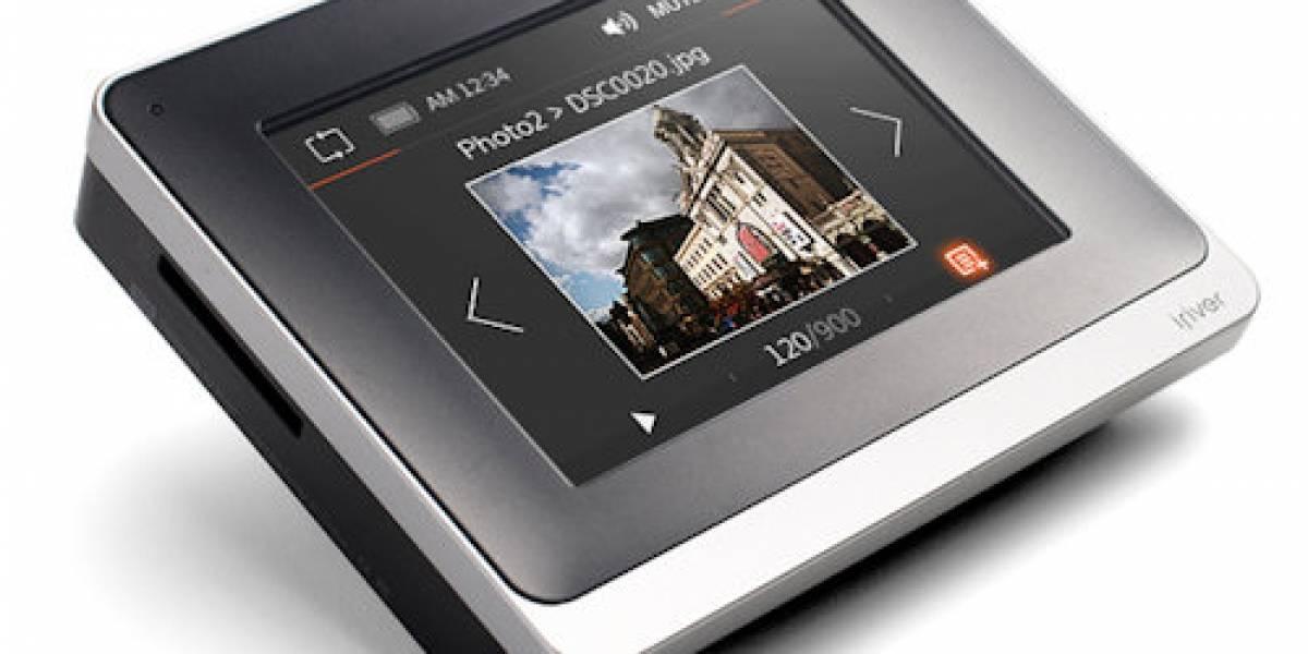 iRiver entrará en el mercado de los navegadores GPS