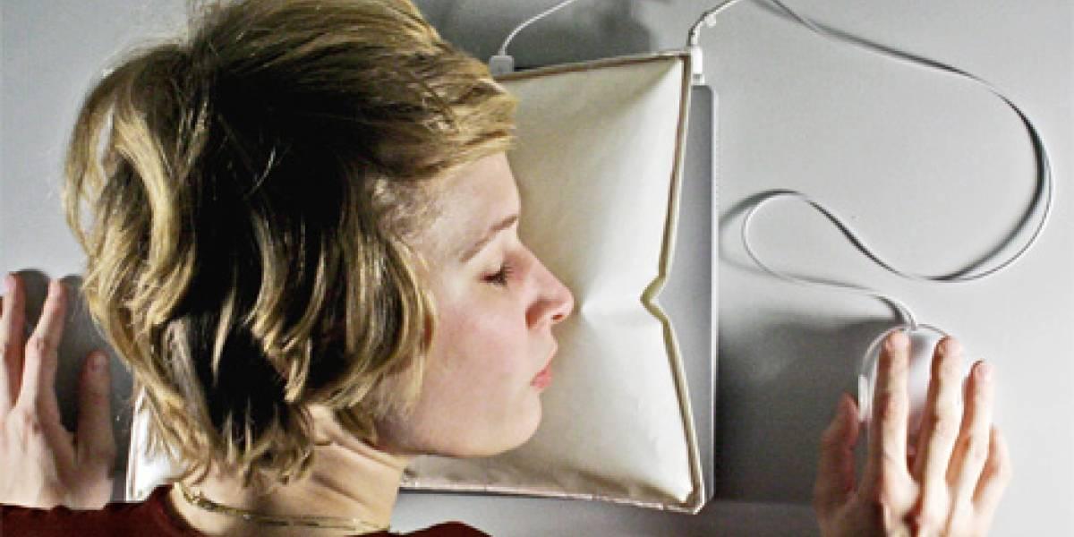iSleep, la almohada ideal para tu notebook