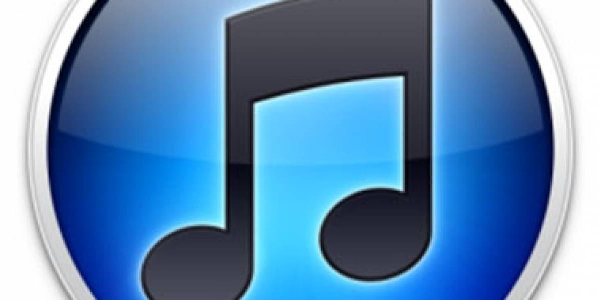 iTunes tendría suscripción por USD$10 al mes
