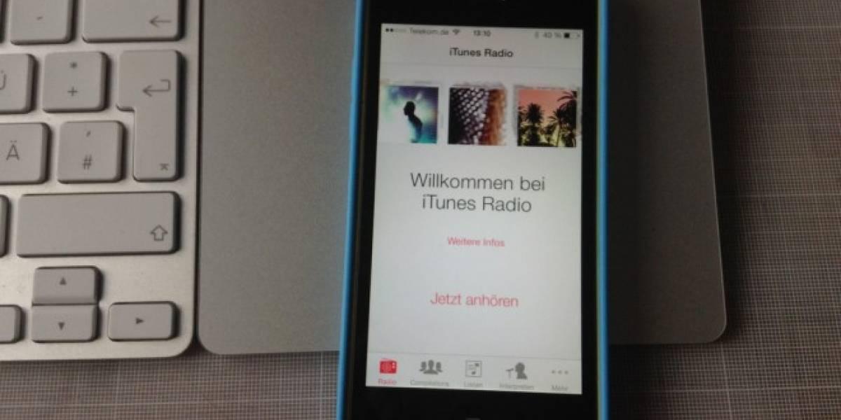 iTunes Radio podría convertirse en una aplicación independiente