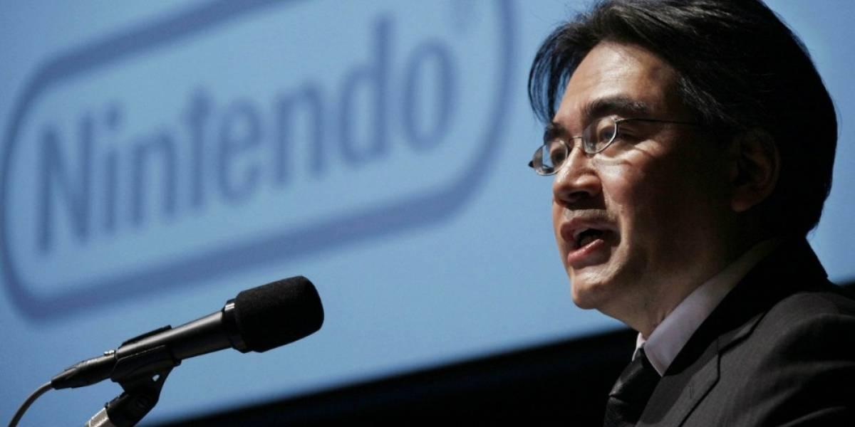 Satoru Iwata: Nintendo no es bueno compitiendo